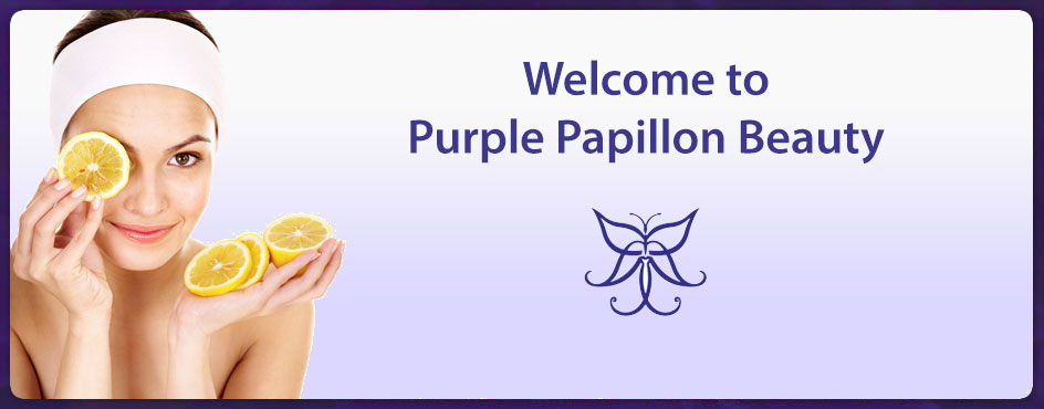 Purple Papillon slide show 1