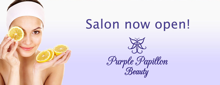 purple papillon beauty salon in jersey channel islands